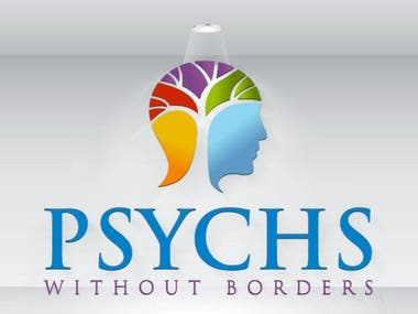 Logo design for Psychs Without Borders