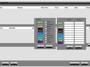 BBP Automated Betting Machine & Multi Betting Bot