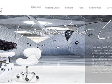 Pedicure Chairs- Cs Cart Site