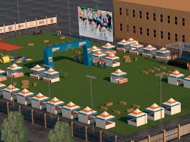 Kuwait Marathon Event