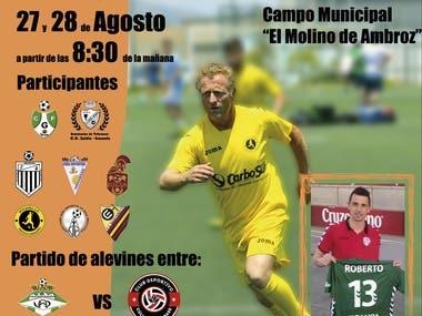 Solidarity Soccer Poster