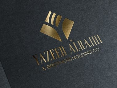 Yazeed Al Rajhi Logo Design & Corporate Identity