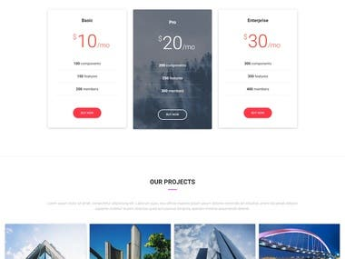 Landing page (Refrigeration and Air Conditioning)