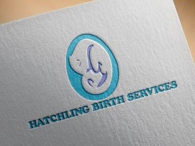 HATCHLING BIRTH SERVICES LOGO CONTEST WINNER