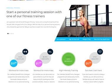Fitness - Health