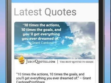 JUICY QUOTES AND JOKES - DAILY LAUGHS & MOTIVATION