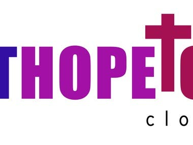 Faith Hope Love clothing corporate id