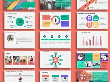 Business Proposal Design