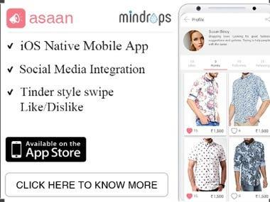 Asaan - Social Shopping App