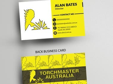 Business card #4