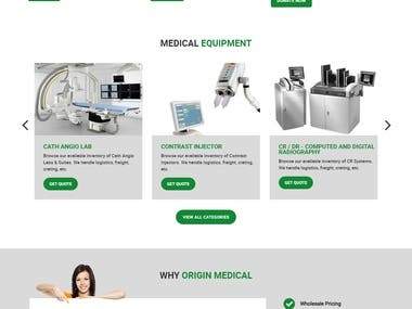 Buy Medical equipments https://omedical.com/
