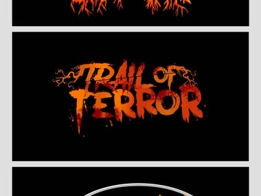 HORROR LOGOS | HAUNTED