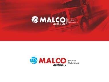 Malco Logistics Logo