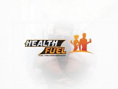 Health Fuel Logo