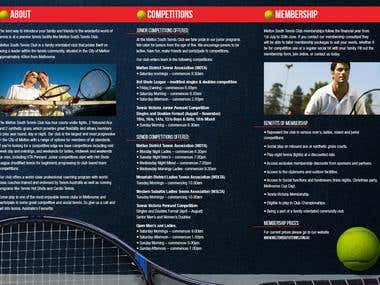 Melton South Tennis Club