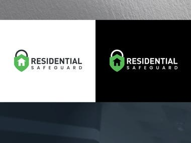 RESIDENTIAL SAFE GUARD LOGO