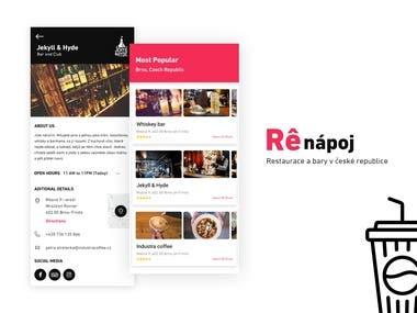 Restaurants & Bars app