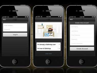 Safeninja App