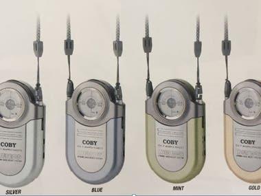 mini radio