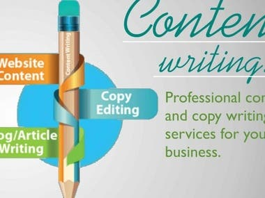 Seo optimized article writing