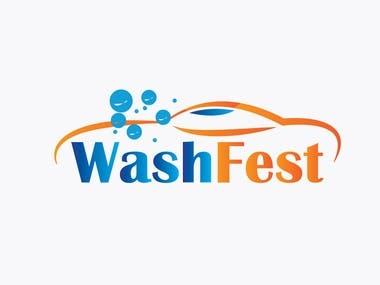car wash company logo