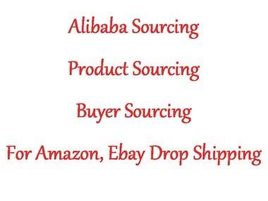 Alibaba Sourcing, Amazon, Ebay, Shopify Drop Shipping