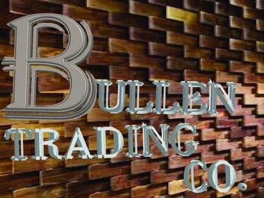 2D, 3D Logo