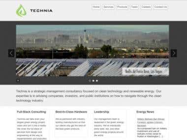 Technia International (Wordpress)