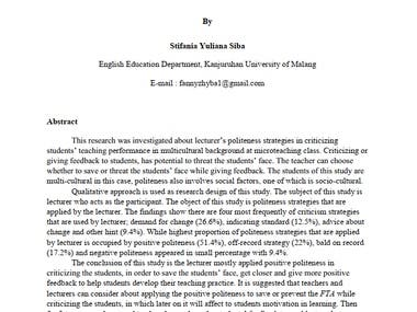 this is one of my thesis article that I made by myself