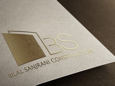 Construction Company Logo 1