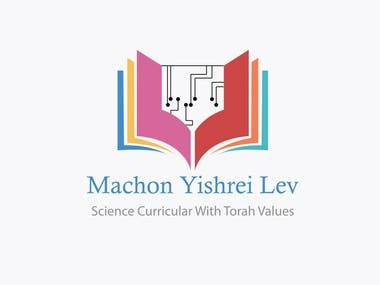 BOOK LOGO FOR A SCIENCE LAV