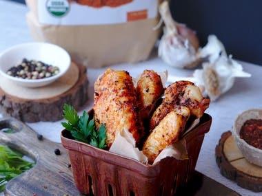 Food Photography & Recipe Development