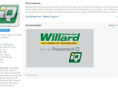 Willard Batteries, South Africa