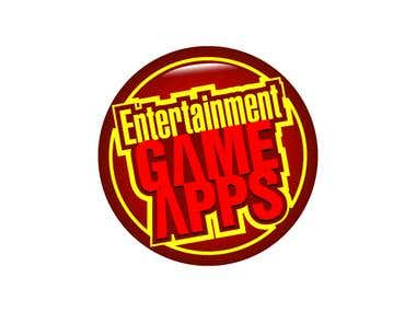 Logo Design For Entertainment Game Apps