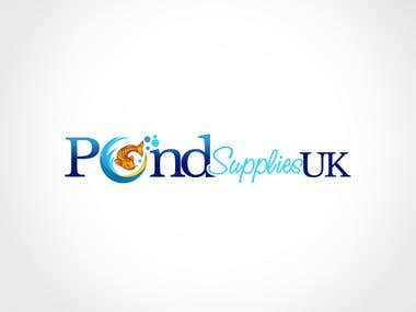 Logo Design For PondSuppliesUK