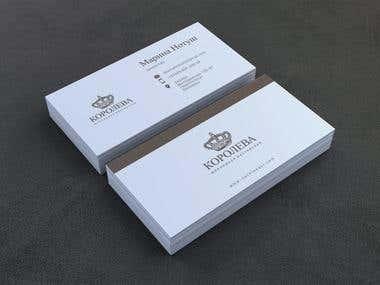 Busineess Cards