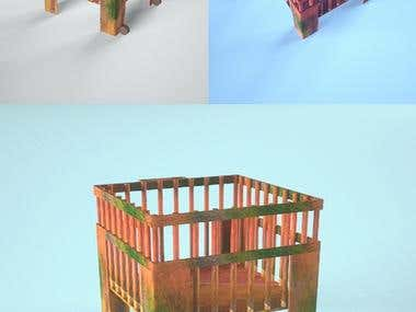Fire Basket Product Visual