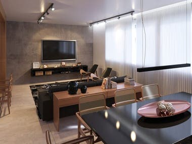 Reform of an apartment