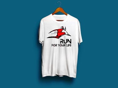 T-SHIRT DESIGN – Fitness/Sport