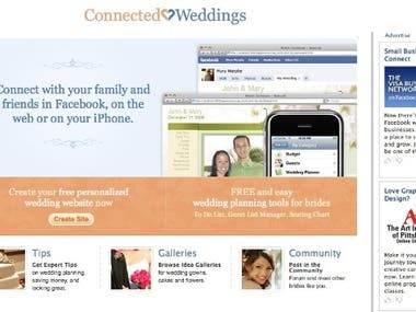 Wedding management System