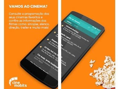 Cine Mobits - Cinemas Guide
