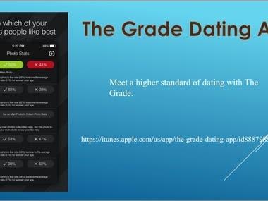 Grade Dating App