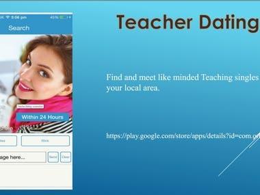 Teacher Dating