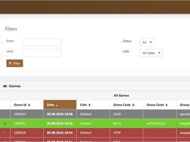 Ararat-Quiz Admin Portal