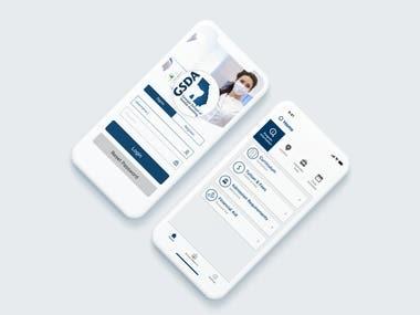 GSDA Dental App