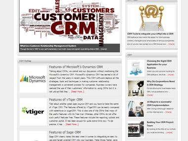 Wordpress Theme Setup and Customization