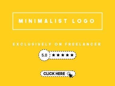 Minimal Flat Logo