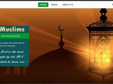 Islamic Blog Articles