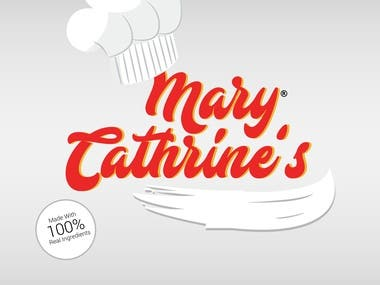 Mary's Cathrine's Logo