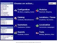 OScommerce Data Entry
